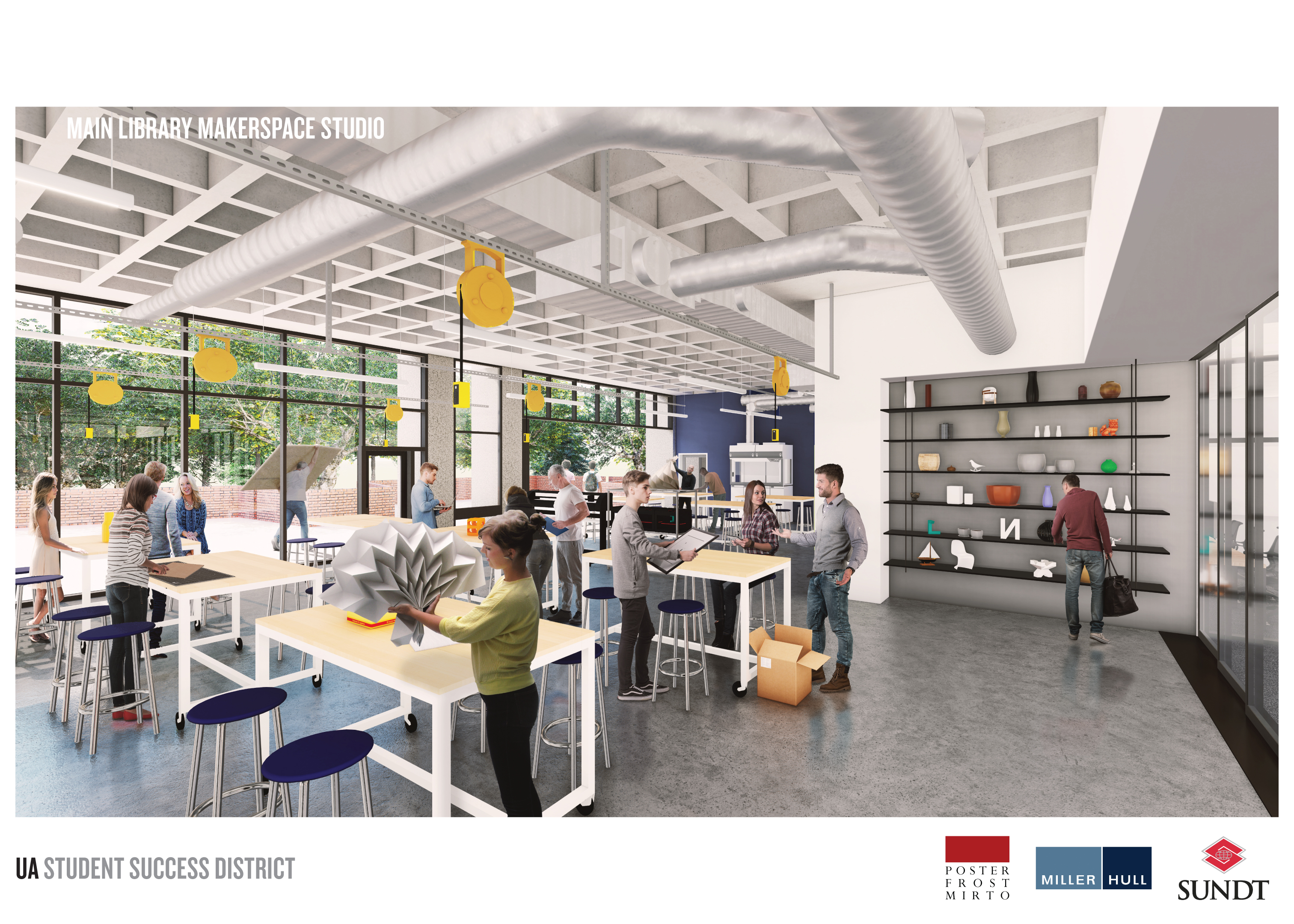 Example of the Student Success District design